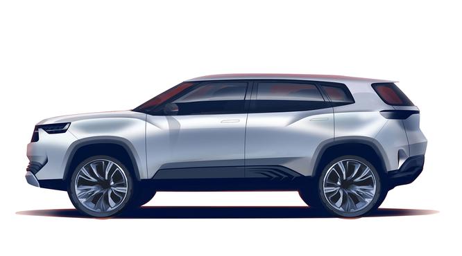 VinGroup công bố 20 mẫu xe hơi thương hiệu VinFast ảnh 33