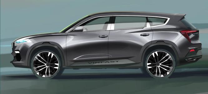 VinGroup công bố 20 mẫu xe hơi thương hiệu VinFast ảnh 36