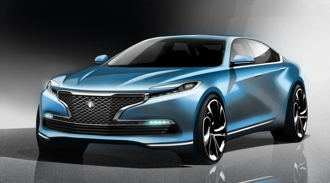 VinGroup công bố 20 mẫu xe hơi thương hiệu VinFast ảnh 10