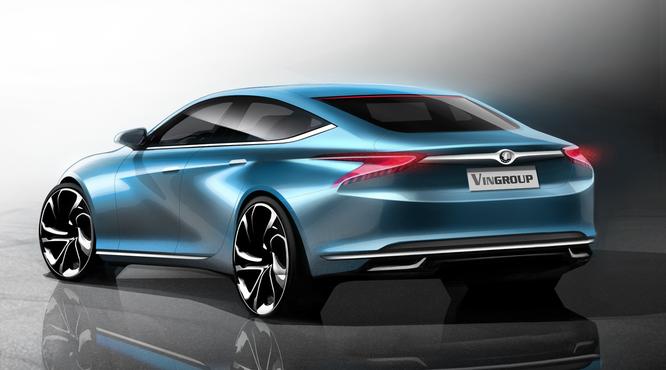 VinGroup công bố 20 mẫu xe hơi thương hiệu VinFast ảnh 11