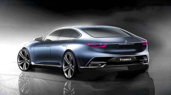 VinGroup công bố 20 mẫu xe hơi thương hiệu VinFast ảnh 14