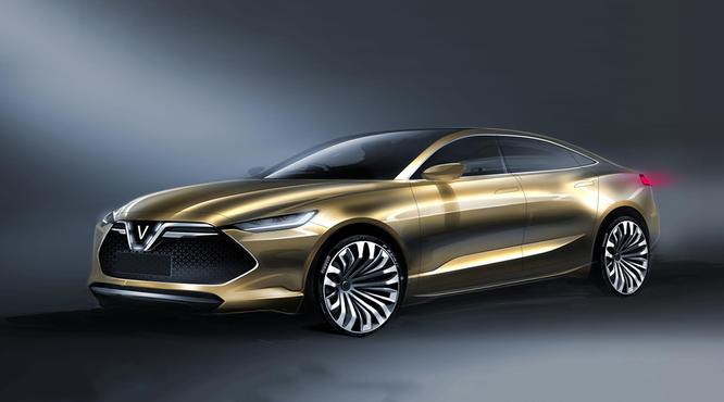 VinGroup công bố 20 mẫu xe hơi thương hiệu VinFast ảnh 1