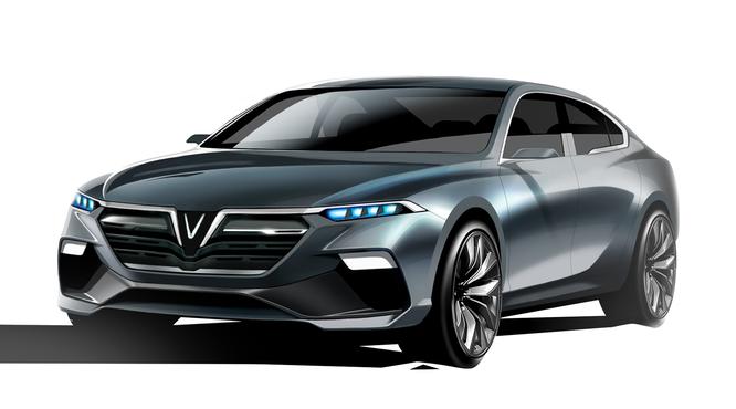 VinGroup công bố 20 mẫu xe hơi thương hiệu VinFast ảnh 4