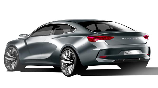 VinGroup công bố 20 mẫu xe hơi thương hiệu VinFast ảnh 5