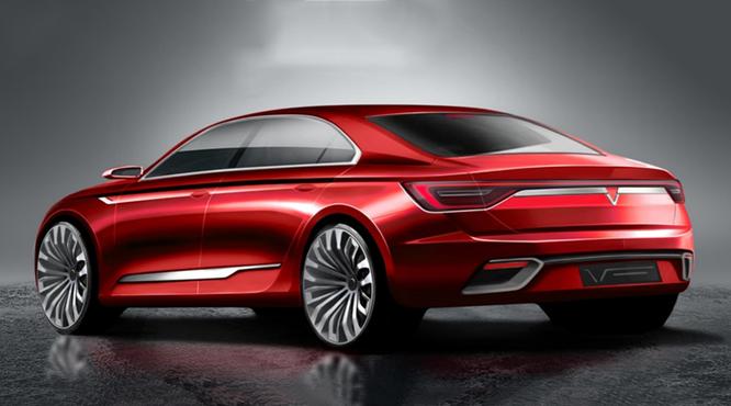 VinGroup công bố 20 mẫu xe hơi thương hiệu VinFast ảnh 8