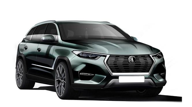 VinGroup công bố 20 mẫu xe hơi thương hiệu VinFast ảnh 46