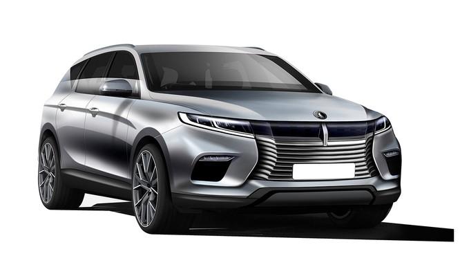 VinGroup công bố 20 mẫu xe hơi thương hiệu VinFast ảnh 49