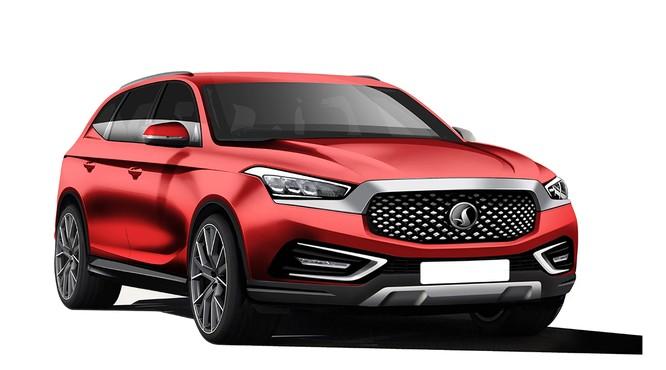 VinGroup công bố 20 mẫu xe hơi thương hiệu VinFast ảnh 52