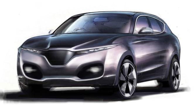 VinGroup công bố 20 mẫu xe hơi thương hiệu VinFast ảnh 55