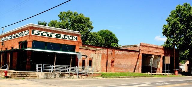 Oakwood State Bank chỉ có một chi nhánh