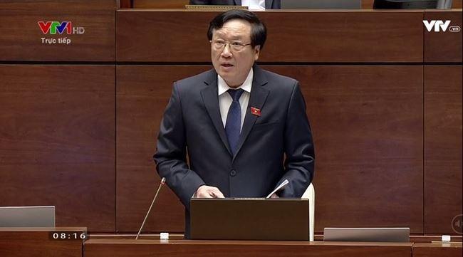 Chánh án Tòa án nhân dân tối cao Nguyễn Hòa Bình. Ảnh: VietTimes