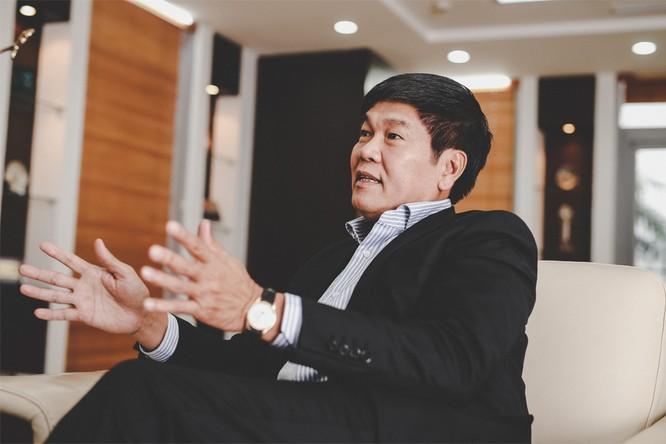 'Vua thép' Trần Đình Long đã thành tỉ phú USD ảnh 1
