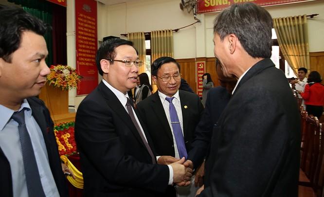 Vương Đình Huệ,Phó Thủ tướng Vương Đình Huệ