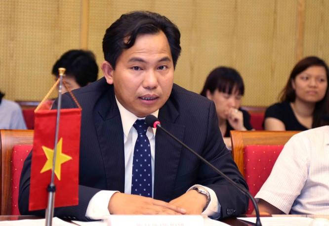 Thủ tướng bổ nhiệm 3 Thứ trưởng của 2 Bộ ảnh 1