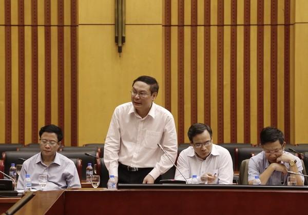 Thủ tướng bổ nhiệm 3 Thứ trưởng mới của 3 bộ ảnh 2