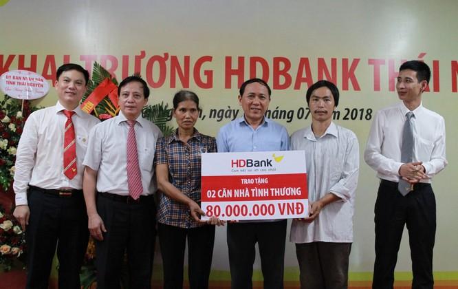 HDBank khai trương Chi nhánh Thái Nguyên ảnh 1