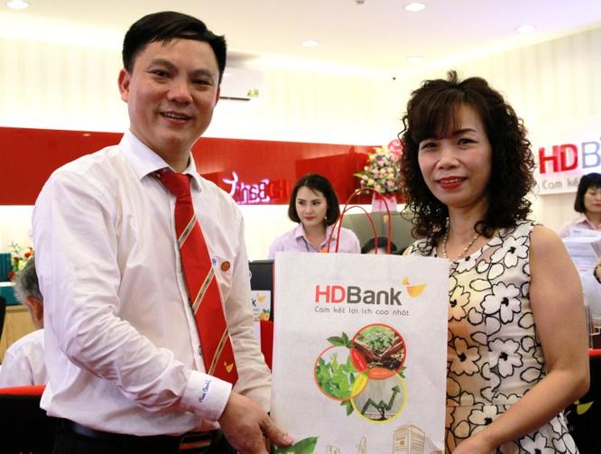 HDBank khai trương Chi nhánh Thái Nguyên ảnh 2