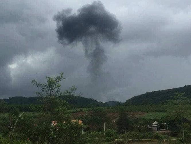 Tiêm kích Su-22 trung đoàn 921 rơi tại Nghệ An, 2 phi công hy sinh ảnh 9