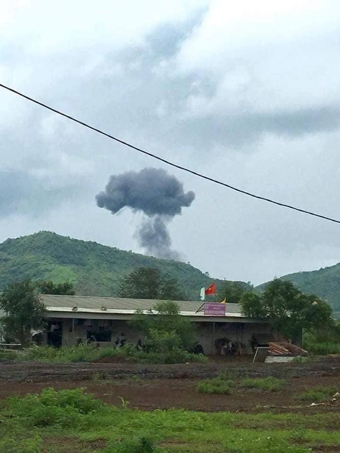Tiêm kích Su-22 trung đoàn 921 rơi tại Nghệ An, 2 phi công hy sinh ảnh 3