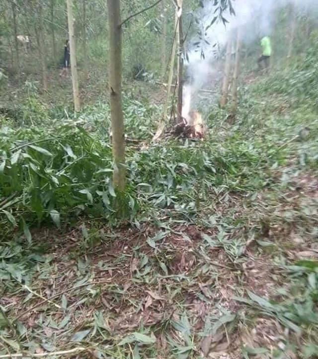 Tiêm kích Su-22 trung đoàn 921 rơi tại Nghệ An, 2 phi công hy sinh ảnh 4
