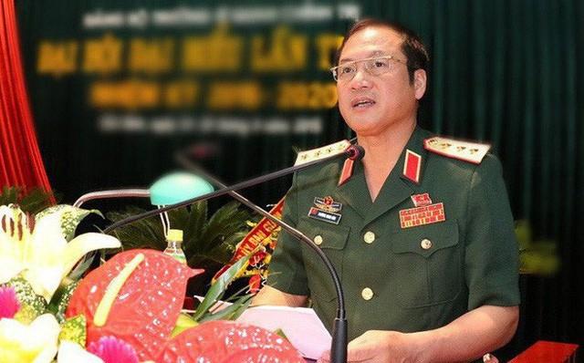 Cảnh cáo đối với Trung tướng quân đội Nguyễn Văn Thanh, đề nghị kỷ luật Thượng tướng Phương Minh Hòa ảnh 1