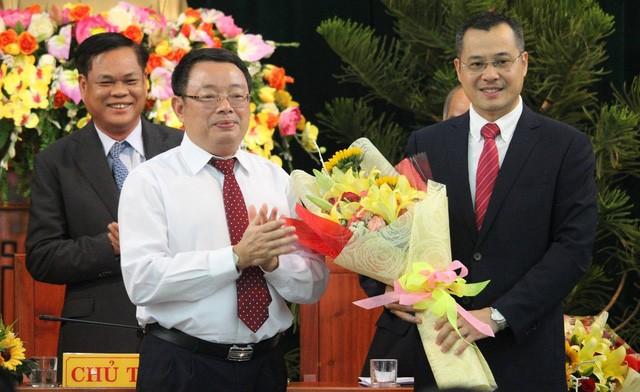 Bầu Thứ trưởng 44 tuổi làm Chủ tịch tỉnh Phú Yên ảnh 1