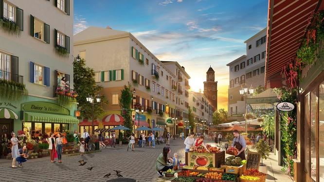 Du lịch tăng trưởng mạnh, shophouse Nam Phú Quốc hút vốn lớn ảnh 2