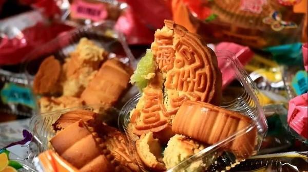 Sắp trung thu, phát hiện cả nghìn bánh Trung thu không rõ nguồn gốc, nghi bánh Trung Quốc ảnh 1