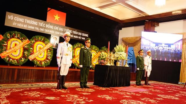 Bắt đầu Lễ Quốc tang Chủ tịch nước Trần Đại Quang ảnh 13