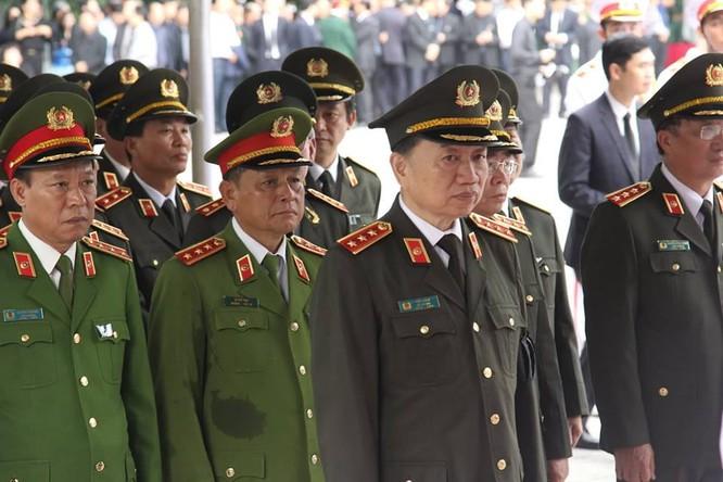 Bắt đầu Lễ Quốc tang Chủ tịch nước Trần Đại Quang ảnh 2