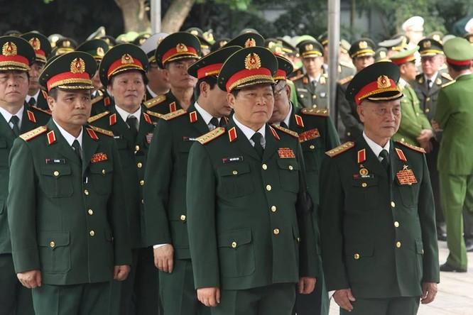 Bắt đầu Lễ Quốc tang Chủ tịch nước Trần Đại Quang ảnh 3
