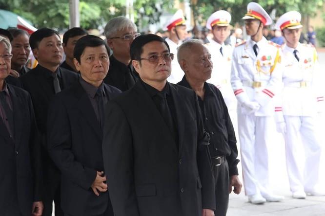 Bắt đầu Lễ Quốc tang Chủ tịch nước Trần Đại Quang ảnh 1