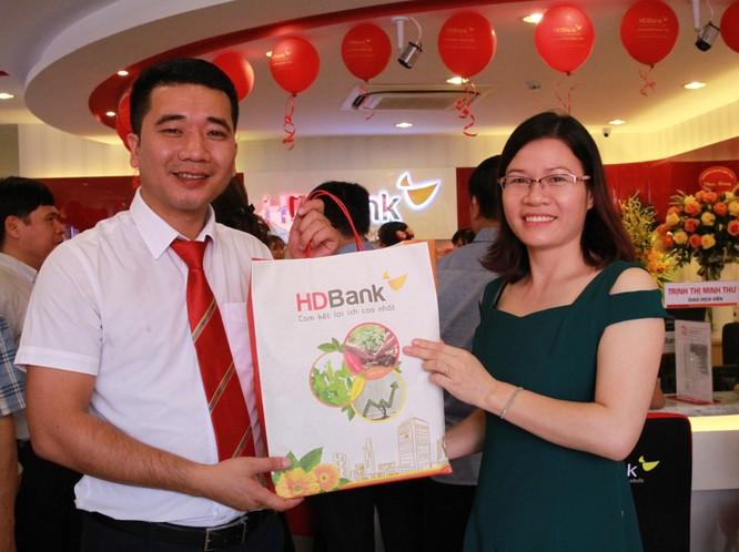 HDBank khai trương điểm giao dịch thứ 270, đặt tại thành phố Hưng Yên ảnh 1