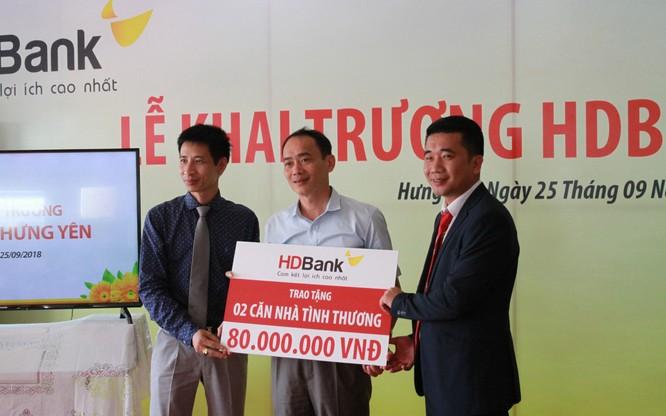 HDBank khai trương điểm giao dịch thứ 270, đặt tại thành phố Hưng Yên ảnh 2
