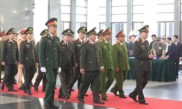 Lãnh đạo Đảng, Nhà nước viếng cố Tổng Bí thư Đỗ Mười ảnh 5