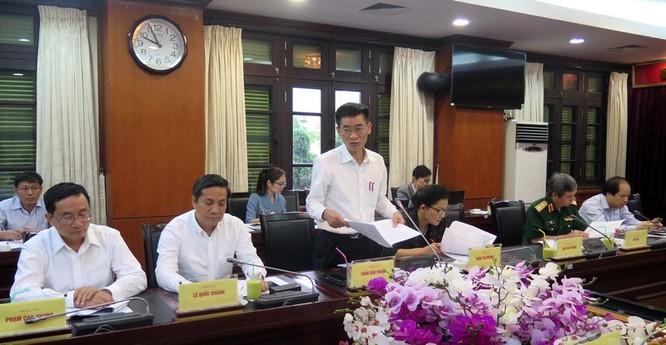 Ông Phạm Minh Chính: Xây dựng cơ chế kiểm soát quyền lực, chống chạy chức, chạy quyền ảnh 1