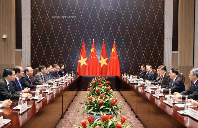Thủ tướng đề nghị Trung Quốc có chính sách và biện pháp thiết thực để giảm mức nhập siêu lớn của Việt Nam ảnh 1