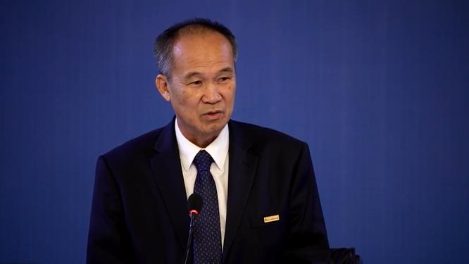 Ông Dương Công Minh - Chủ tịch HĐQT Sacombank (Nguồn: Sacombank)