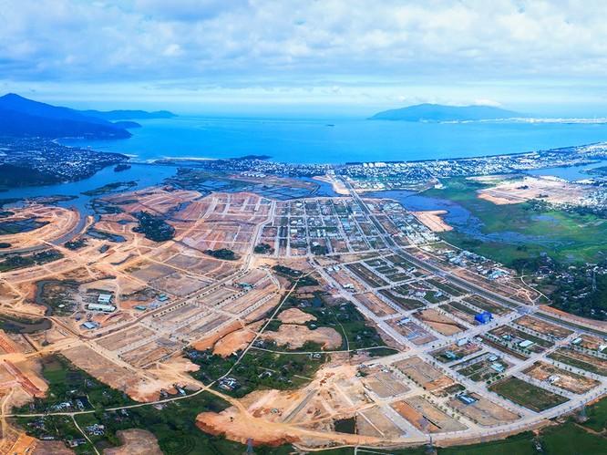 Dự án Golden Hills tại Đà Nẵng (Nguồn: Trung Nam Group)