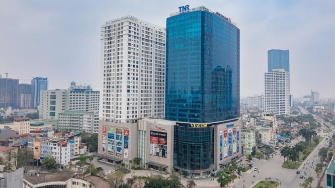 Trụ sở TNG Holdings Vietnam - TNR Tower, 54A Nguyễn Chí Thanh, Hà Nội (Nguồn: TNG)