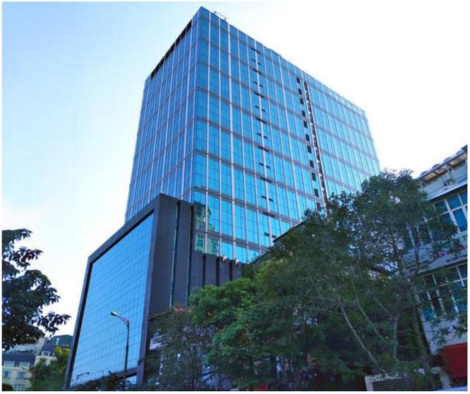 Tòa nhà Thaiholdings Tower tại 210 Trần Quang Khải (Nguồn: Thaiholdings)