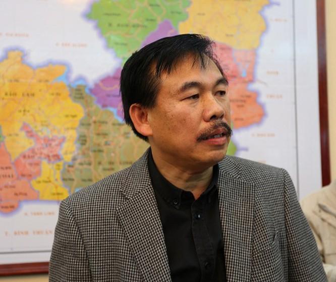 Chân dung ông Võ Nhật Thăng - Chủ tịch HĐQT Vietracimex