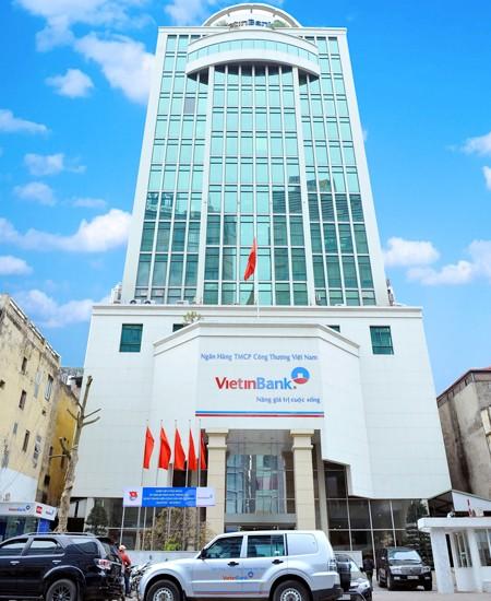 Trụ sở chính VietinBank tại số 108 Trần Hưng Đạo, Hoàn Kiếm, Hà Nội (Nguồn: VietinBank)
