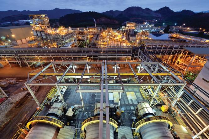 Dây chuyền nhà máy hiện đại của MSR (Nguồn: Masan)