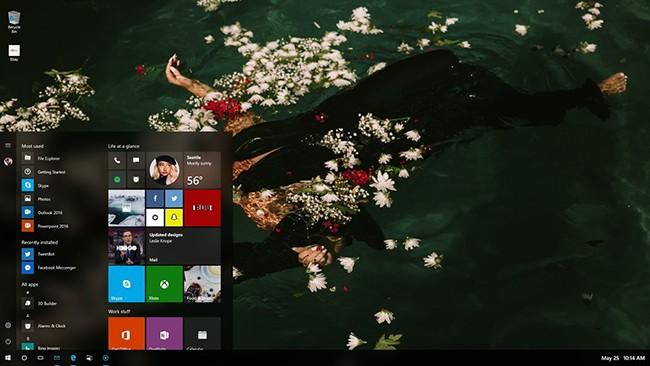 """Những tính năng mới trên Windows 10 """"Fall Creators"""" ảnh 2"""