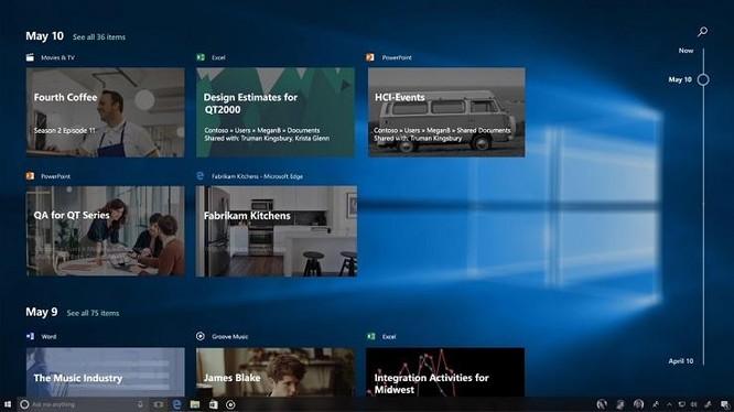 """Những tính năng mới trên Windows 10 """"Fall Creators"""" ảnh 5"""