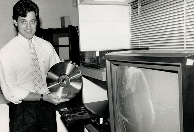 Những món đồ công nghệ thời thượng nhất năm 1987 ảnh 12
