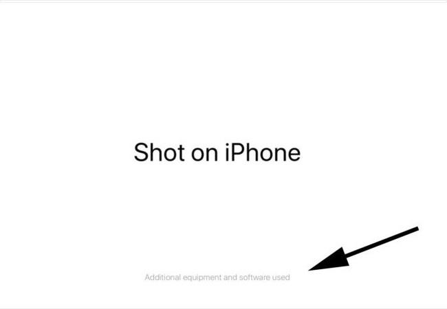 """Vén màn bí mật quảng cáo """"Chụp bởi iPhone"""" ảnh 1"""