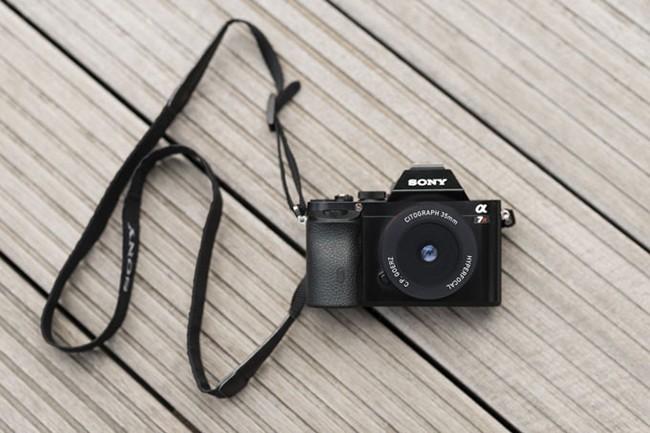 C.P. Goerz giới thiệu ống kính lấy nét liên tục Citograph 35mm ảnh 1