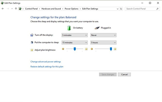 3 mẹo đơn giản kéo dài thời gian sử dụng pin laptop ảnh 3